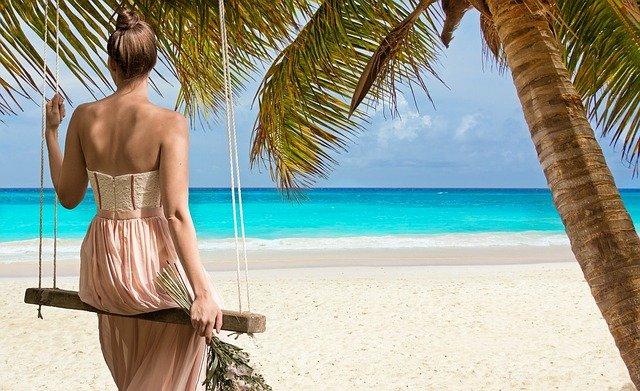 krása v Karibiku