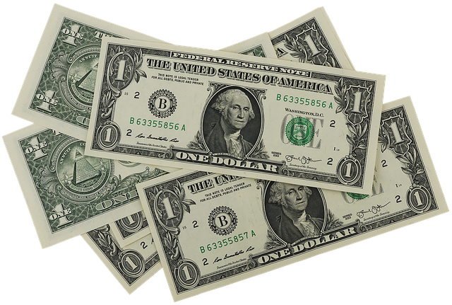 zelené dolary