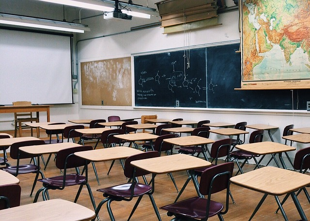 třída školy