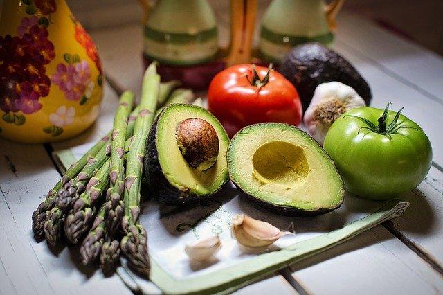 avokádo u zeleniny